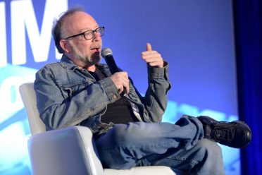 ANAHEIM, CALIFORNIA - JANUARY 18: Steve Baltin speaks onstage at The 2020 NAMM Show on January 18, 2020 in Anaheim, California. (Photo by Jerod Harris/Getty Images for NAMM)