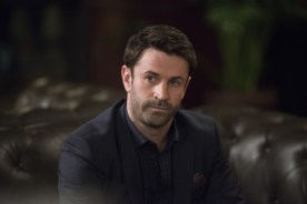 """Supernatural --""""Ladies Drink Free""""-- SN1216a_0296.jpg -- Pictured: Adam Fergus as Mick Davies -- Photo: Diyah Pera/The CW -- © 2017 The CW Network, LLC. All Rights Reserved"""