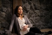 """Supernatural --""""The Future"""" -- SN1219a_0004.jpg -- Pictured: Courtney Ford as Kelly Kline -- Photo: Robert Falconer/The CW -- © 2017 The CW Network, LLC. All Rights Reserved"""