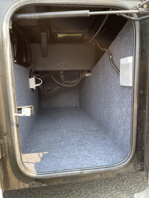 Smaller compartment