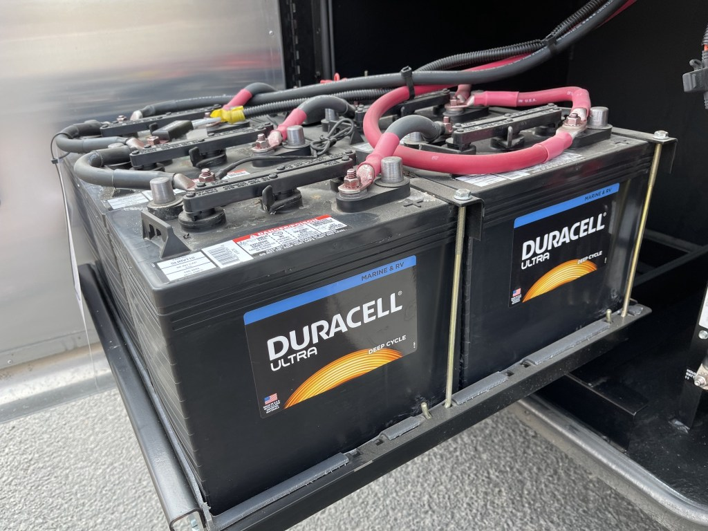 House batteries