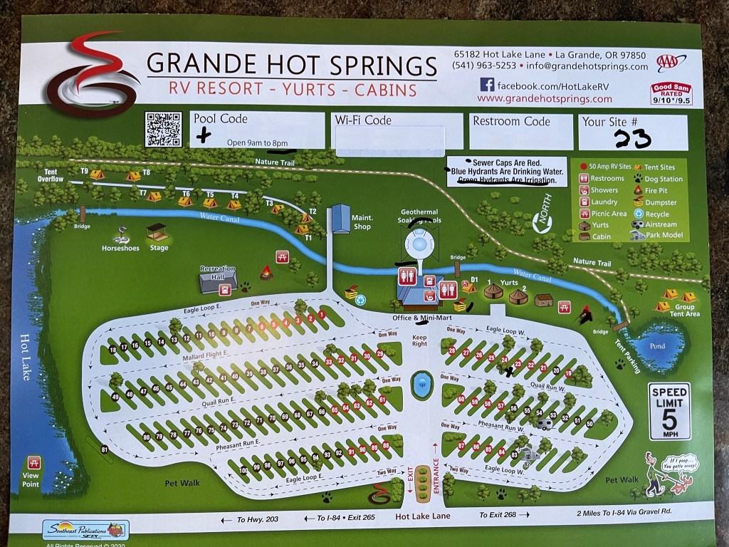 Grande Hot Springs