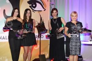 Vivian Dávila, Jennifer González, Marynet Sánchez y Evelyn Rosado de DDB Latina PR Oller