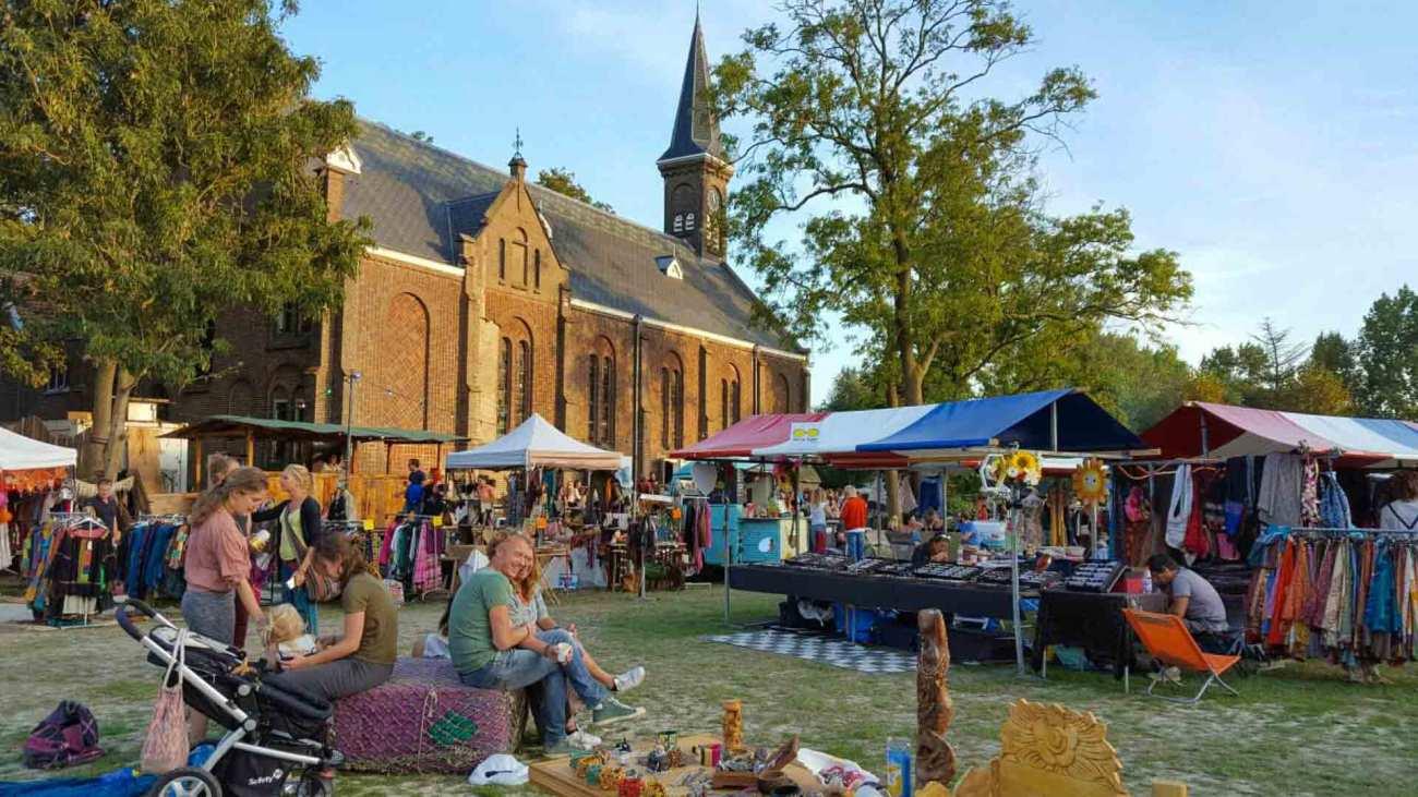 Ruigoord, Holanda