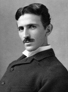 Nikola Tesla 1856-1943