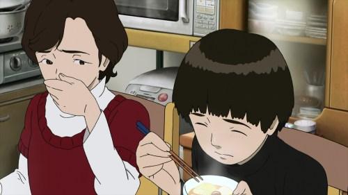 Makoto's mother