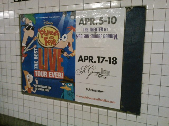 Sin Dee NYC- Disney . Phineas and Ferb