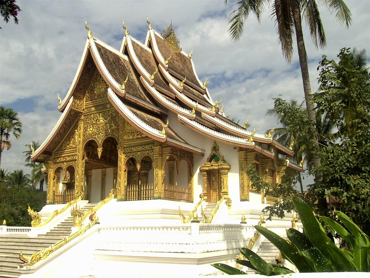 Laos Luang Prabang Templo Haw Pha Bang - Los Mejores Templos que ver en Luang Prabang en 2 días
