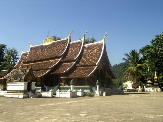 Laos Luang Prabang Templo Wat Xieng Thong - Los Mejores Templos que ver en Luang Prabang en 2 días