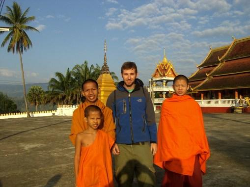 Laos Travesía por el Mekong - Travesía por el Mekong: De Huay Xai a Luang Prabang