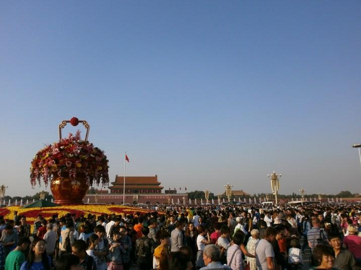 PA014181 - Día Nacional de China, celebración en Beijing