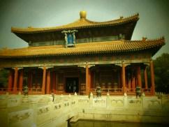 Beijing - Templo Confucio