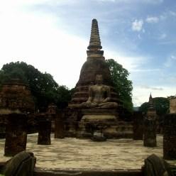Tailandia - Ruinas de Sukhothai