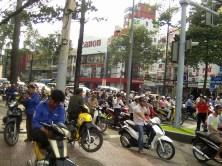 Ho Chi Minh - Ciudad de las motos