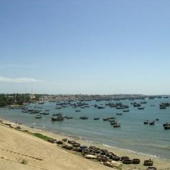 Costa Central de Vietnam - Mui Ne - Pueblo pescadores