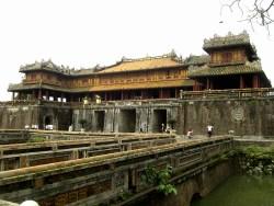 Hue - Entrada a la Citadel