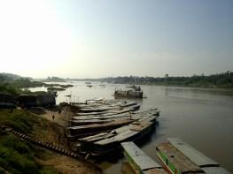 Travesía por el Mekong - Huay Xai