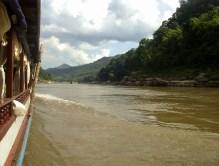 Travesía por el Mekong - El barco