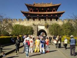 Dali - Una de las entradas al Old Town