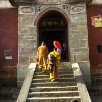 Aprendiendo Kung Fu en China: Templo Wu Wei Si
