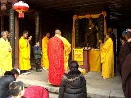 Wu Wei Si - Kong Fu y Budismo