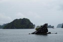 Vietnam - Bahía de Halong - Día 1