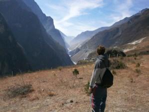 Yunnan - Garganta del Salto del Tigre