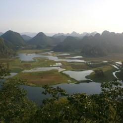 Yunnan - Puzhehei