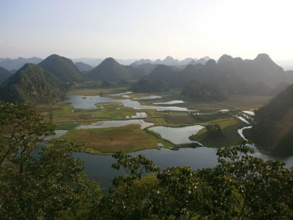 P6029929 2 - Puzhehei, visitando el paisaje kárstico de Yunnan