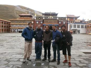 Sichuan - Visitando templos tibetanos