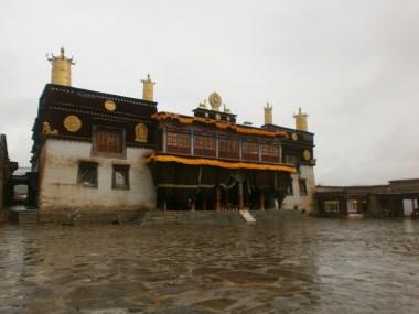 Ruta por Sichuan - Templo Tibetano