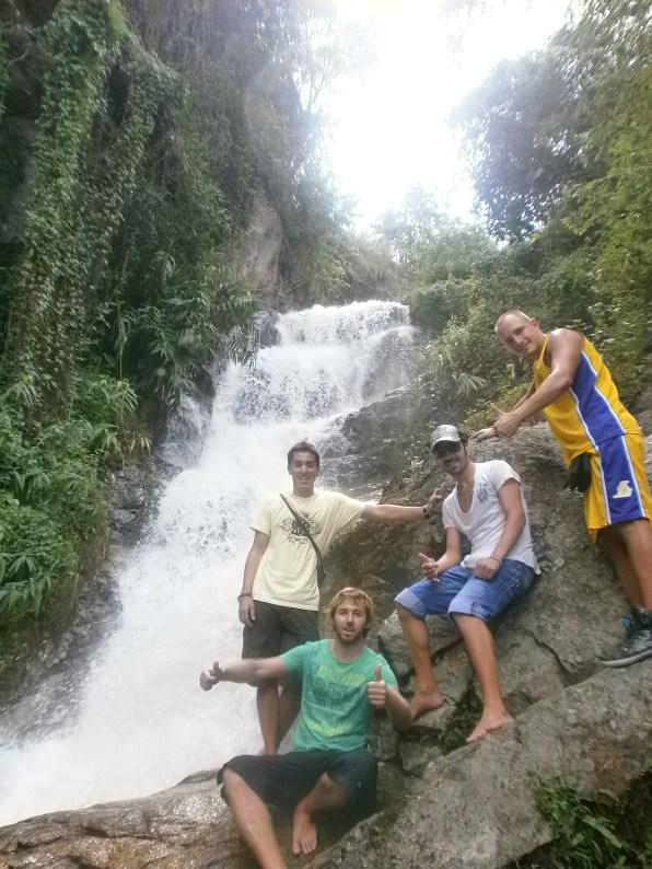 Tailandia Cascada de Chiang Mai - Top Consejos para viajar a Tailandia de mochilero