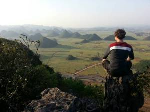 Luoping - Golden Rooster Hills
