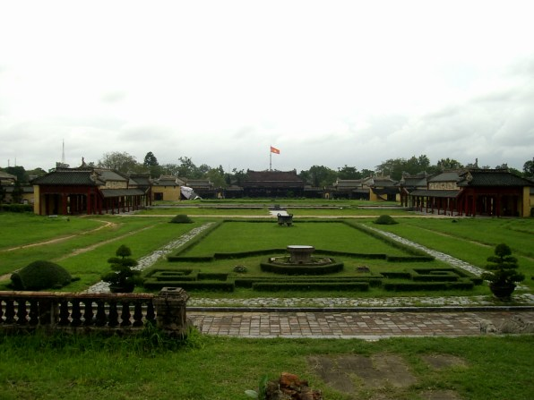 City of Hue The Citadel Garden - Imperial City of Hue, Top Places to See in 2 Days