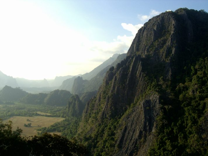 Vang Vieng Viewpoint scaled - What to do in Vang Vieng: the best 3 things