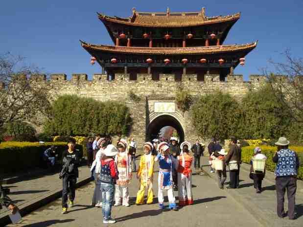Yunnan Muralla de Dali 500x375 - Ancient City of Dali: 5 must-see places