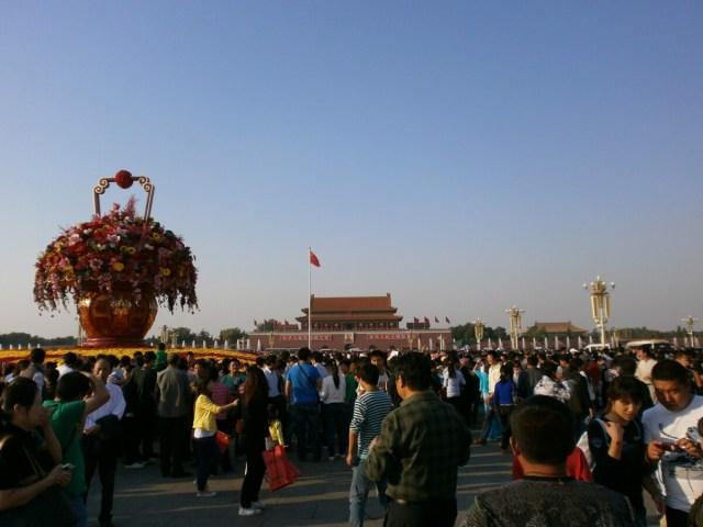 Pekin Dia Nacional de China 500x375 - China's National Day, when, why and how it is celebrated