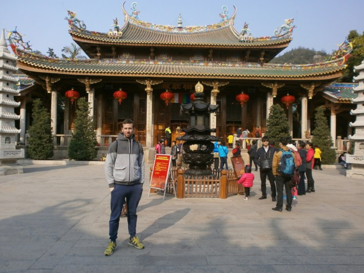 China Xiamen Temple 500x375 - Work and study Chinese in Xiamen: my experience