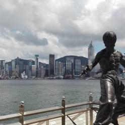 Hong Kong - Bruce Lee