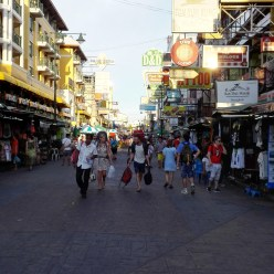 Party in Bangkok - Khao San Road