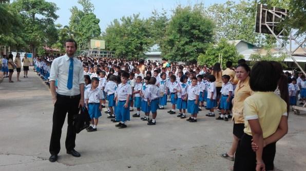 IMG 20160516 082848 - Profesor de inglés en Tailandia: mi experiencia