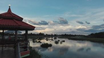 Tailandia profunda - Río Khlong Khlung