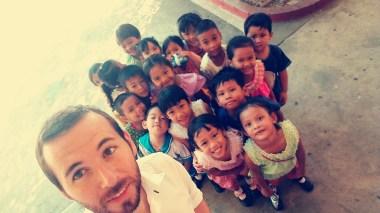 Tailandia - Trabajar de profesor