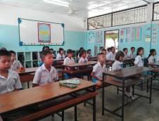 Trabajar en Tailandia de profesor de inglés- Meditación