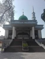 Viaje en bicicleta - Mezquita Hani