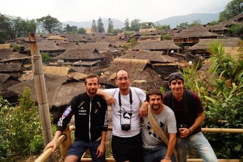 Wengding - Visitando la última aldea tribal de China