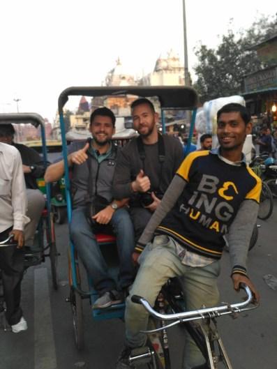 India Delhi Bazar Chandni Chowk - Los Mejores Lugares que ver en Nueva Delhi