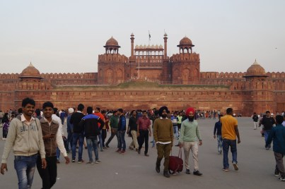 India Delhi Fuerte Rojo - Top 5 places to see in New Delhi