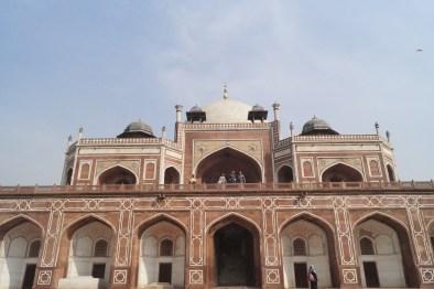 India Delhi Tumba Humayun 09 - Los Mejores Lugares que ver en Nueva Delhi