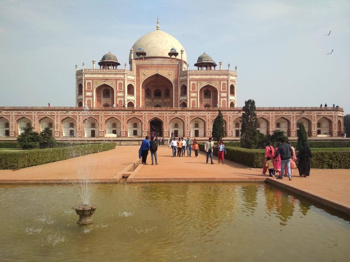 India Delhi Tumba Humayun 12 - Los Mejores Lugares que ver en Nueva Delhi